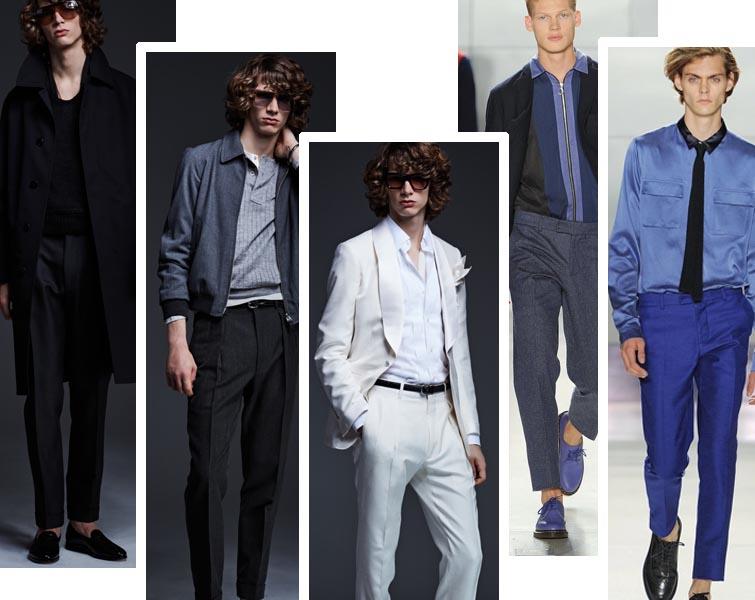 Модная мужская одежда - весны 2017