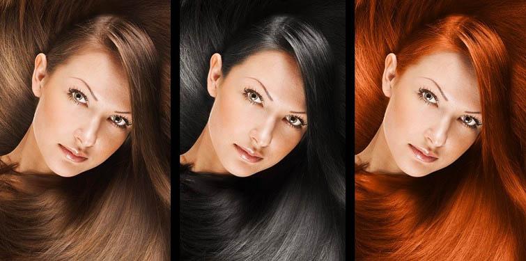 Как ухаживать за окрашенными волосами